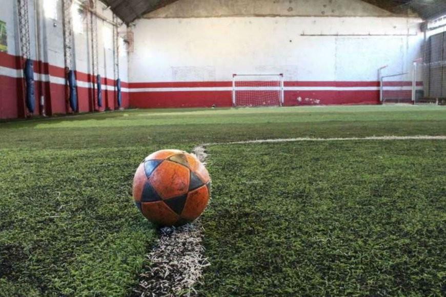 La ayuda económica para los Futbol 5 y Gimnasios estará entre los 50 mil y 100 mil pesos