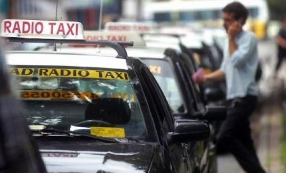 Los taxis podrían no funcionar el fin de semana