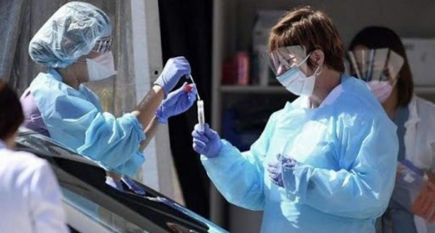 Las proyecciones de casos de covid en Santa Fe se adelantaron 15 días