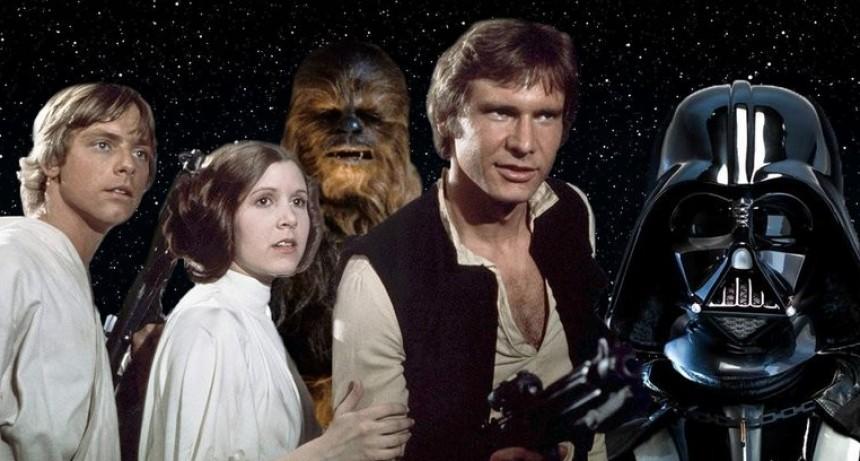 """May the Forth! hoy se celebra el Día Internacional de """"Star Wars"""""""