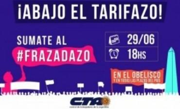 La CTA autónoma realizará una manifestación nacional el miércoles