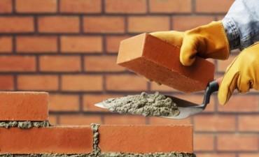 El empleo aumentó en el sector de la Construcción en Santa Fe