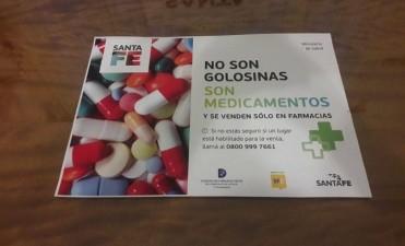 Municipio y Provincia realizan controles por venta ilegal de medicamentos en la ciudad de Santa Fe