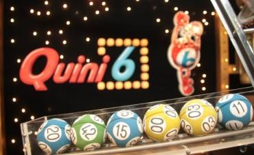 El Quini 6 sortea sesenta millones de pesos el miércoles