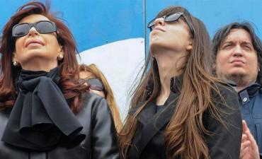 Cristina Fernández y sus hijos pidieron la nulidad de sus procesamientos