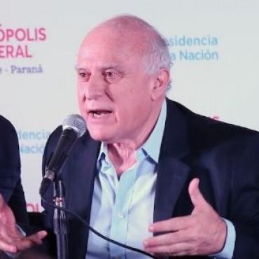 Miguel Lifschitz consideraba que no había motivos para la renuncia de los ministros Schneider y Matozo