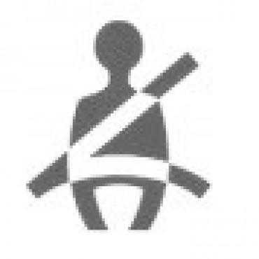 La mitad de los conductores observados por Vialidad Nacional no usa cinturón de seguridad