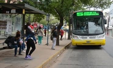 El Concejo dispuso viajes gratis en colectivo para menores de 12 años durante el Día del Niño