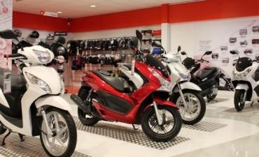 El mercado de motos registraba el mayor crecimiento del país
