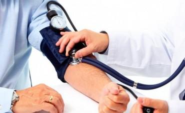 Un tercio de la población mayor de 18 años es hipertensa
