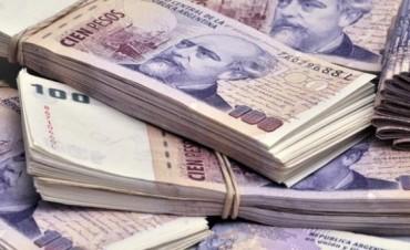 Los sueldos mejoraron casi tres por ciento durante el primer bimestre del año