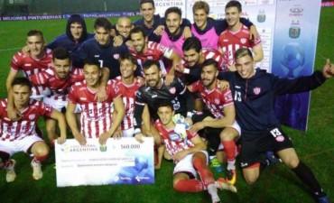 Unión pasó a dieciseisavos de final de la Copa Argentina