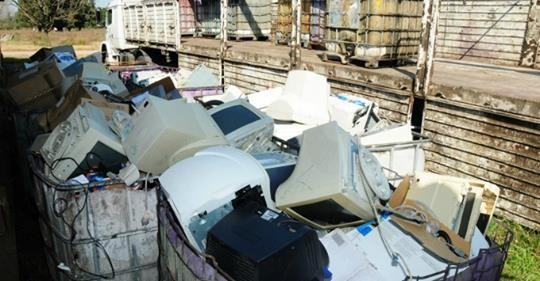 Argentina es uno de los mayores generadores de residuos electrónicos de Latinoamérica