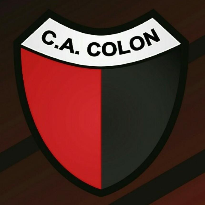 Colón jugará por Copa Argentina en Rosario el 21 de julio