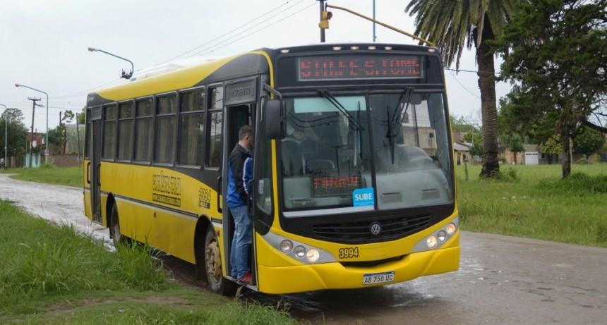 El trasporte de pasajeros no realizará el paro previsto para el martes