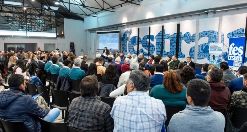Festram participará en un Congreso Internacional de Municipios