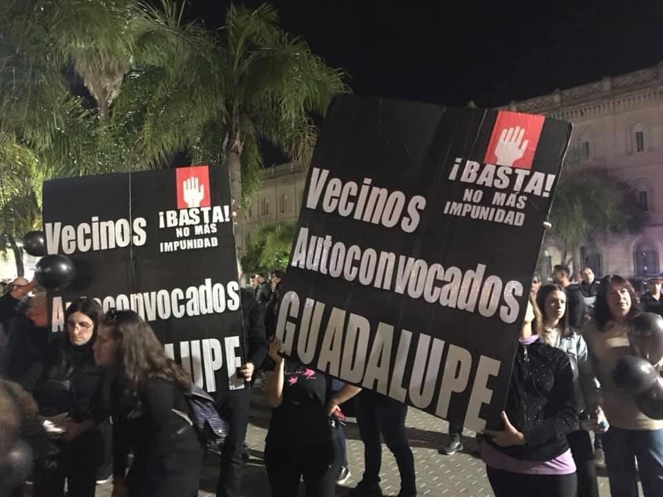 Continúa la inseguridad en el barrio Guadalupe