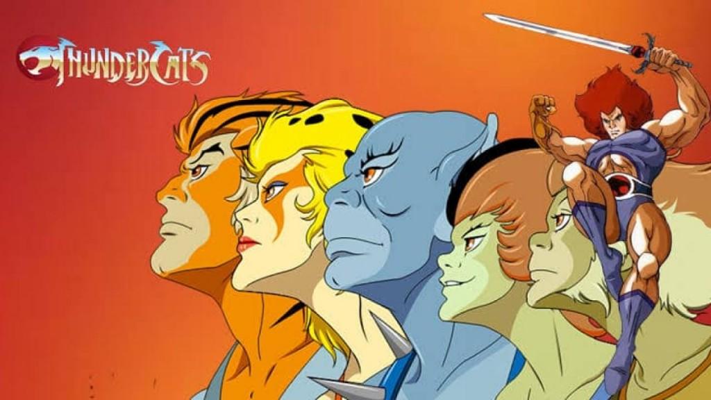 Thundercats: La aventura de un grupo de alienígenas felinos