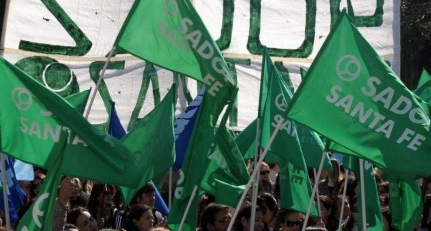 Pedro Bayugar declaró que los docentes reclaman permanentemente la actualización salarial
