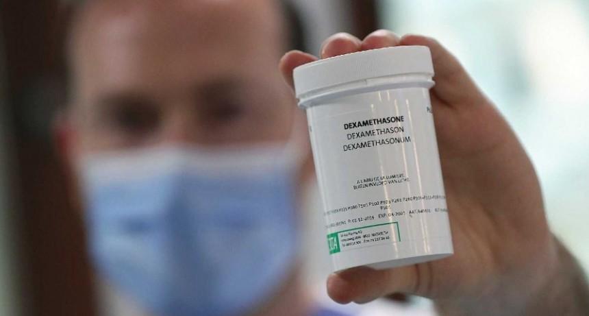 La dexametasona reduciría la mortalidad en un 35 % en pacientes críticos de covid_19