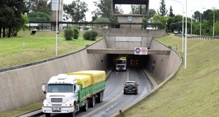 Los controles en el Túnel Subfluvial incorporan el test de olfato desde este jueves