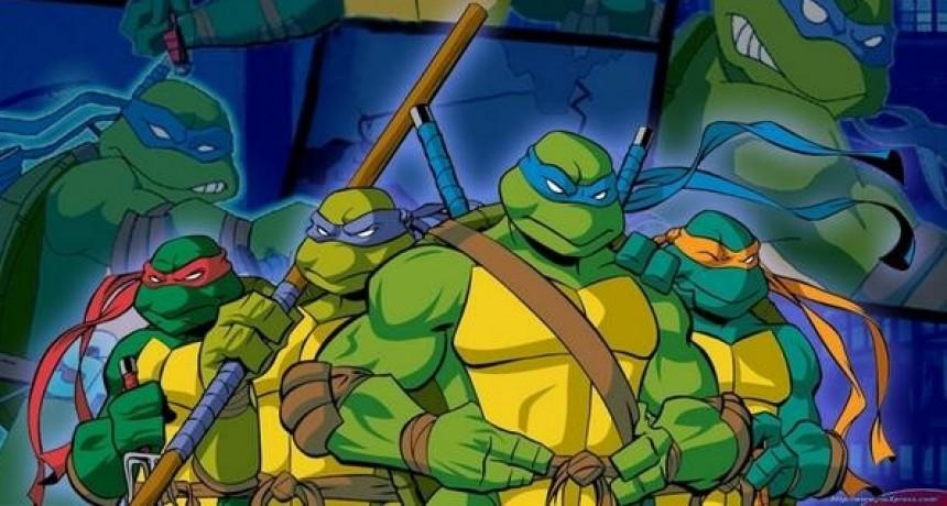 El particular origen de las Tortugas Ninjas