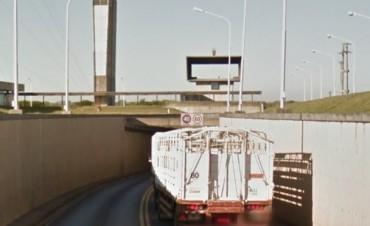 Aumento en la tarifa del Túnel Subfluvial