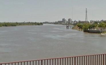 El Paraná se encontraba por debajo de los 4 metros