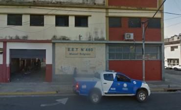 La policía detuvo a un estudiante por estar presuntamente involucrado con la amenaza de bomba de la Escuela Belgrano