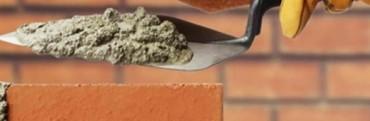 El consumo de cemento subió en casi todo el país