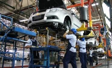 Nuevo aumento de la producción automotriz