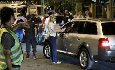 El Municipio retuvo más de 200 vehículos en el transcurso de la última semana