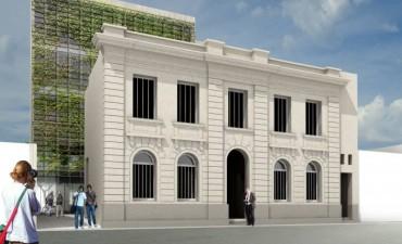 La construcción del edificio del Instituto 12 terminaría en un mes