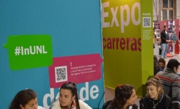 La UNL realiza la Expo Carreras para finales del mes próximo