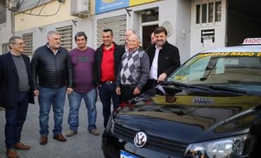 Los taxistas cuentan con facilidades para adquirir 0 kilómetros en la ciudad de Santa Fe