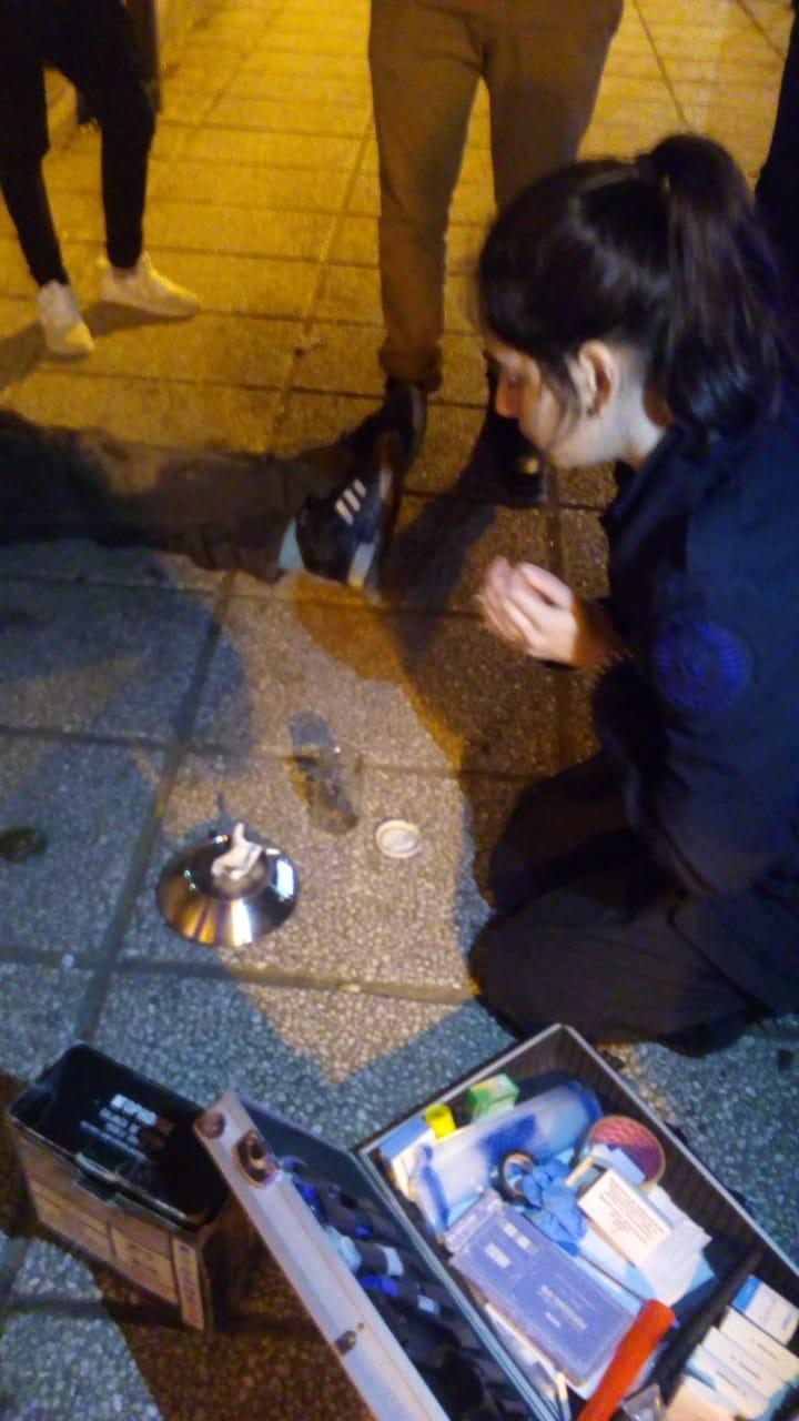 La Policía Federal detuvo a un cuidacoches