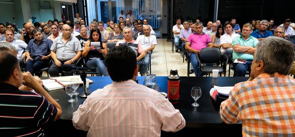 Festram definirá un plan de lucha durante el plenario programado para el miércoles