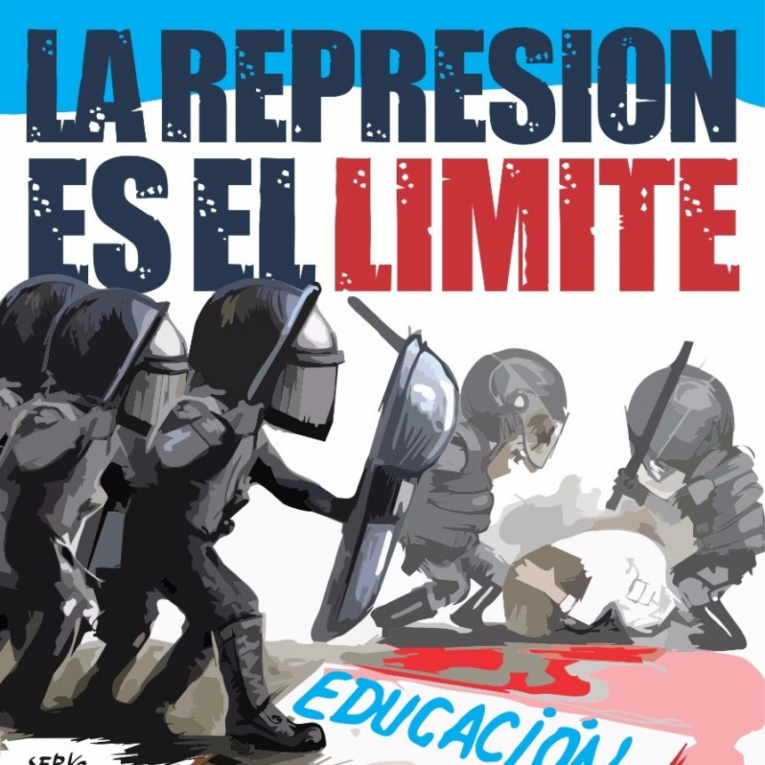 Jornada de protesta de maestros el 3 de julio para repudiar la represión