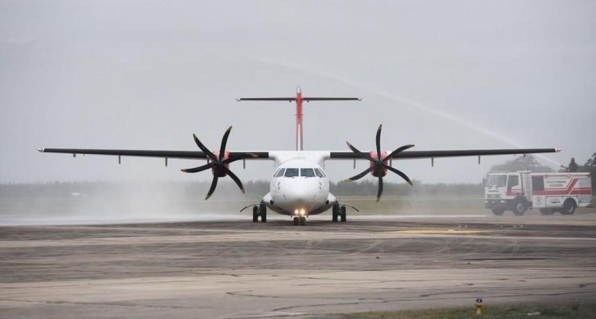 El aeropuerto Sauce Viejo tendrá vuelos a Reconquista
