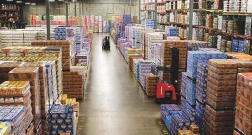 El consumo de productos masivos retrocedió nueve por ciento entre mayo y junio