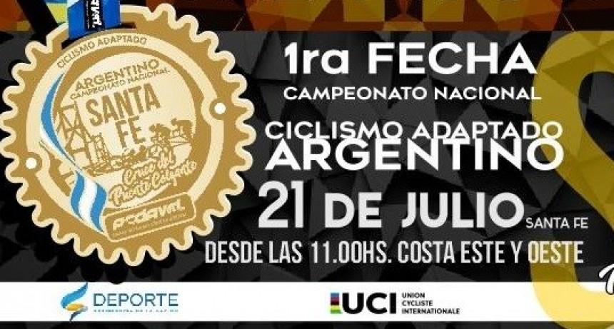 El ciclismo adaptado tendrá su torneo este sábado