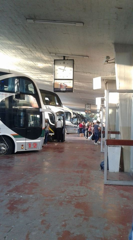 El pasaje del transporte interurbano aumenta su valor desde el domingo