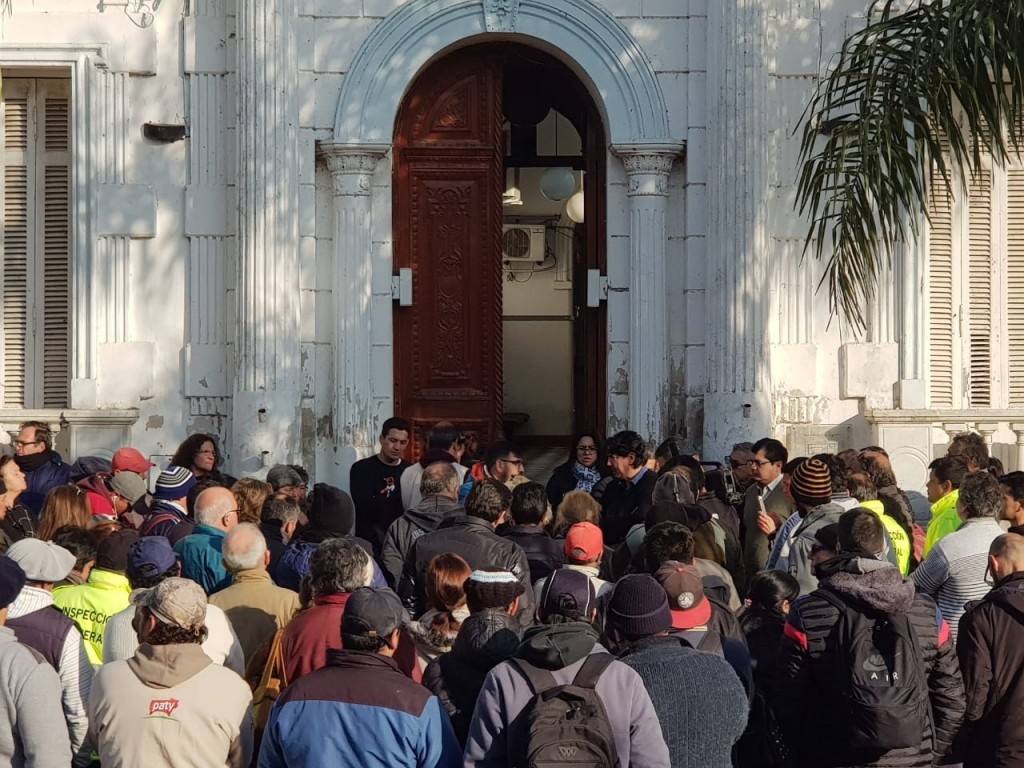 Festram inicia medidas de fuerza en varias localidades