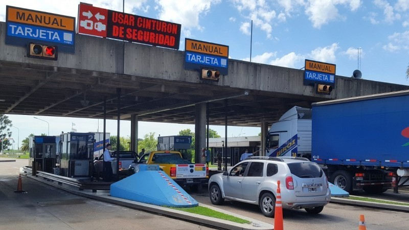 El costo del peaje en el Túnel Subfluvial aumenta a $ 65