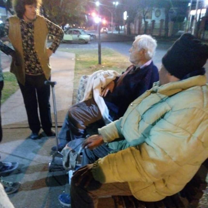 Más de 70 personas se encuentran en situación de calle en la ciudad de Santa Fe