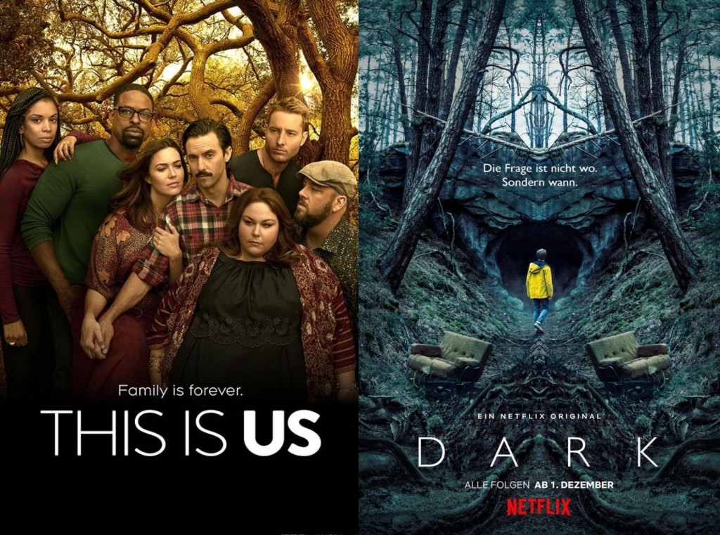 Dos series para ver: This is us y Dark