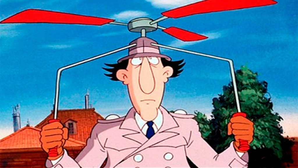 Una serie animada histórica: El inspector Gadget