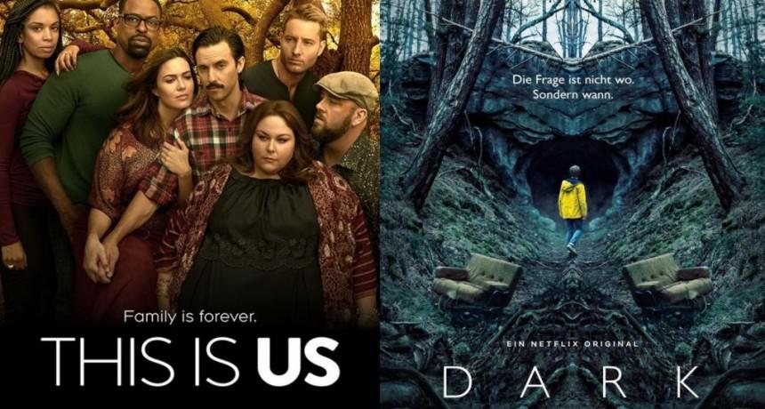 Dos series para ver: This is us y Dark