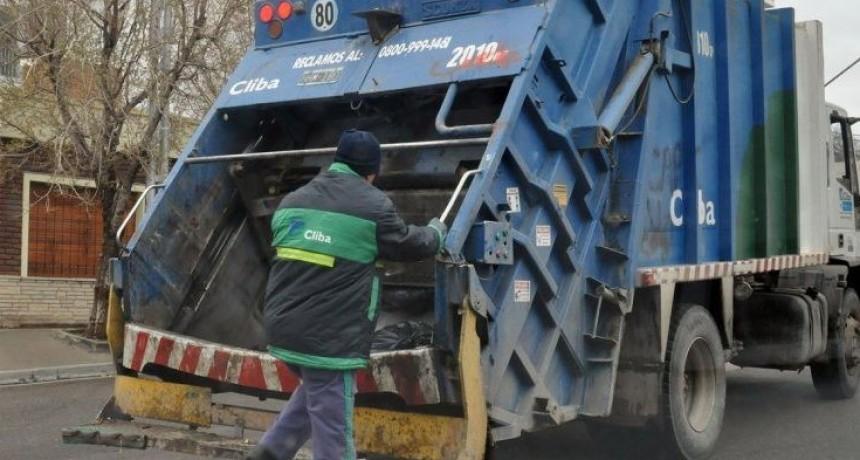 La recolección de residuos no se realizará hasta que se pague el medio aguinaldo