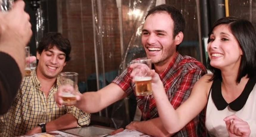 Los bares y restaurantes realizan la semana de la amistad con controles